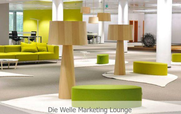 Die Welle Marketing Lounge