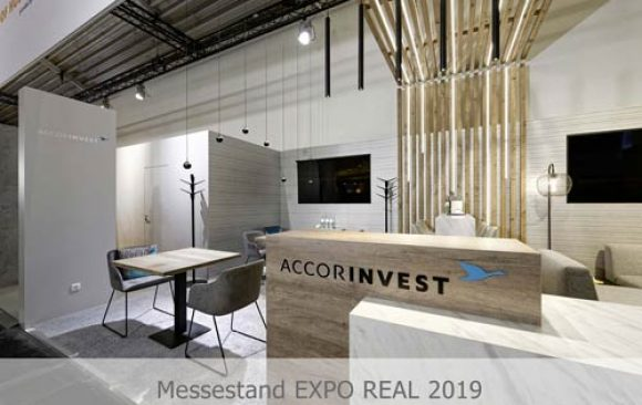Messestand EXPO REAL 2019